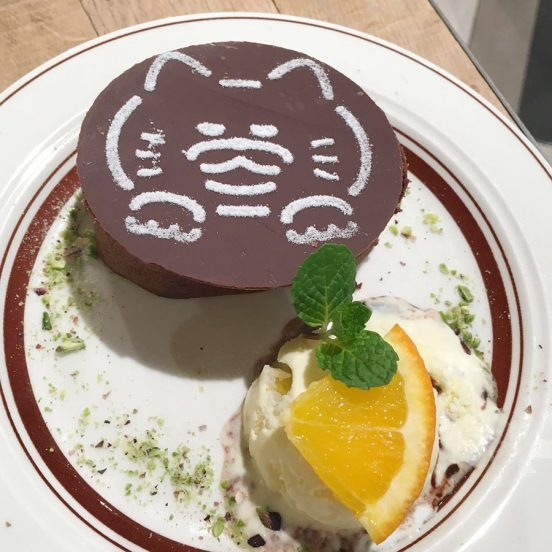 新宿NORANEKO COFFEコラボメニューを味見♪